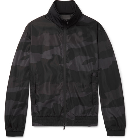 014800aecfc08 Moncler - Theodore Camouflage-Print Shell Jacket