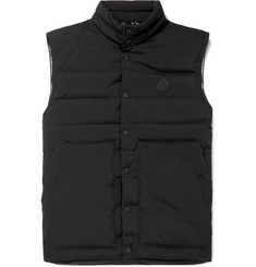 Moncler - Quilted Shell Down Gilet
