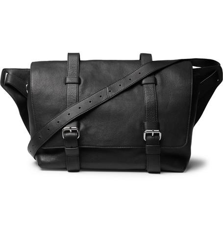 578fd6e5a0 Dries Van Noten - Leather Messenger Bag