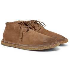 Marsell - Stag Suede Chukka Boots