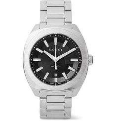 Gucci - GG2570 41mm Stainless Steel Watch