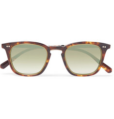 Mr Leight - Getty S Square-Frame Tortoiseshell Acetate Sunglasses