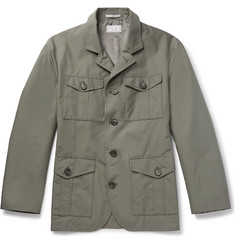 Brunello Cucinelli Shell Field Jacket