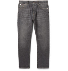 Brunello Cucinelli - Slim-Fit Denim Jeans