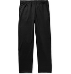 Acne Studios Emmett Snap-Detailed Tech-Jersey Sweatpants