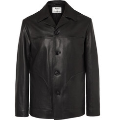 Acne Studios Lance Leather Jacket