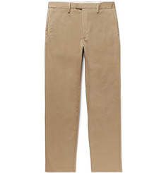 Acne Studios - Ayan Slim-Fit Cotton-Blend Trousers