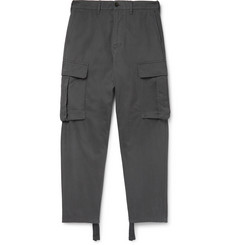 Acne Studios Pat Cotton-Twill Cargo Trousers