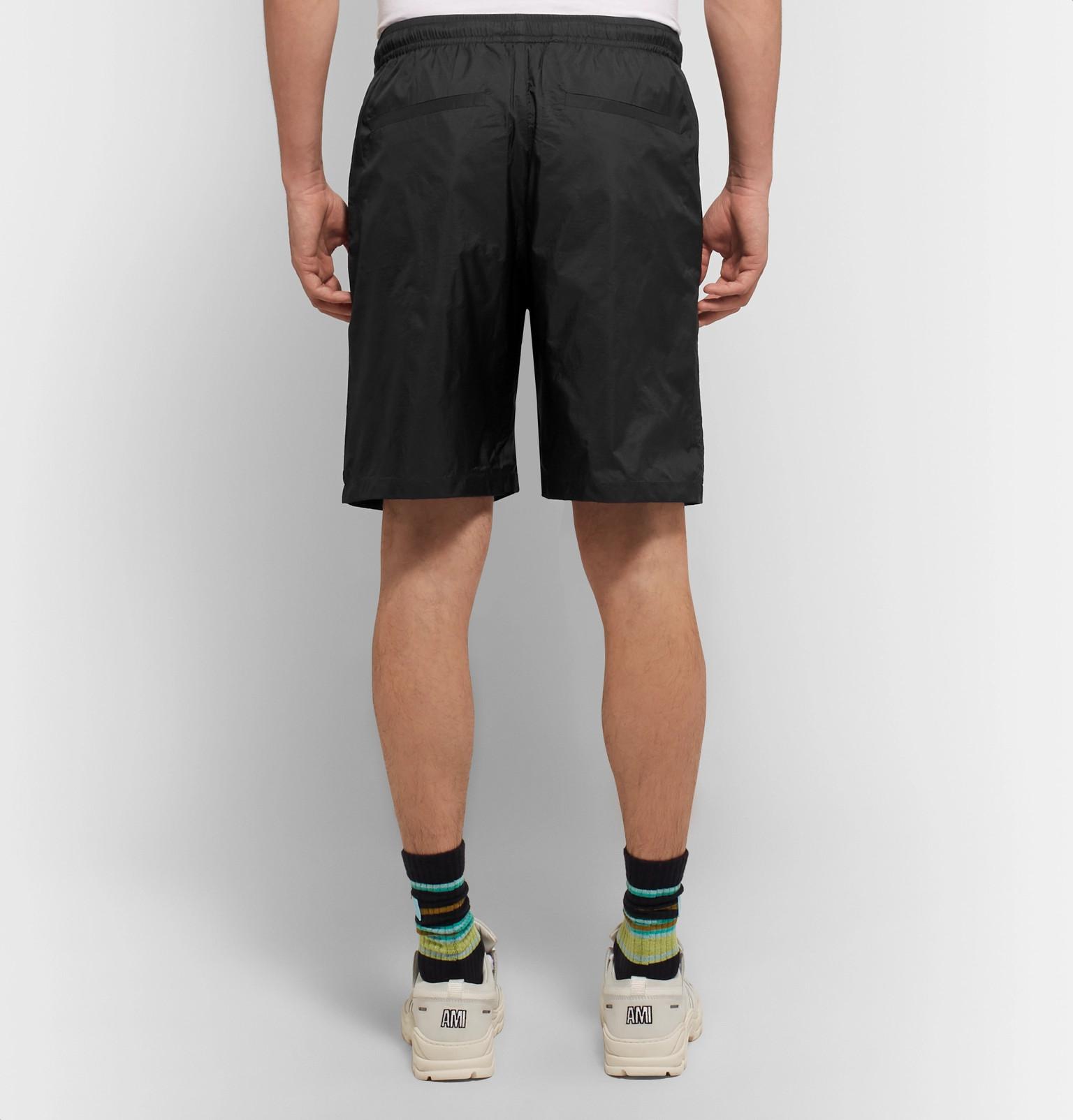 34136512a7 Acne Studios - Romeo Nylon-Ripstop Shorts