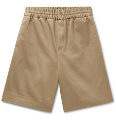 Acne Studios Richard Cotton-Twill Shorts