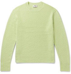 Acne Studios - Peele Bobbled Wool and Cashmere-Blend Sweater