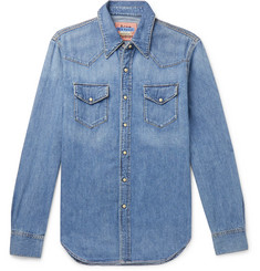 Acne Studios - Denim Western Shirt