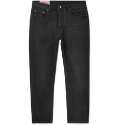 Acne Studios River Cropped Slim-Leg Denim Jeans