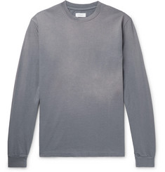John Elliott University Cotton-Jersey T-Shirt