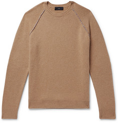 Alanui - Appliquéd Cashmere Sweater
