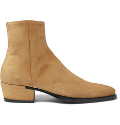 Givenchy Dallas Suede Boots