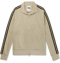 Y-3 Striped Tech-Jersey Track Jacket