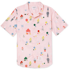 Thom Browne Printed Cotton Shirt
