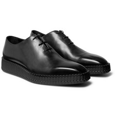 Berluti - Alessandro Exaggerated-Sole Leather Oxford Shoes