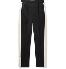AMBUSH® Striped Satin-Jersey Track Pants