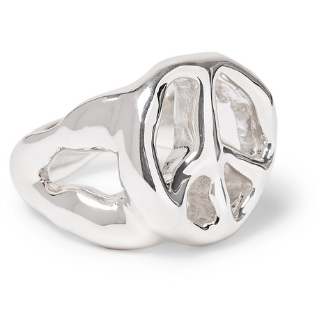 Sterling Silver Ring by Ambush®