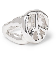 AMBUSH® Sterling Silver Ring