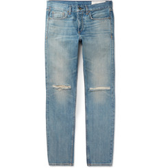 rag & bone - Fit 2 Slim-Fit Distressed Denim Jeans