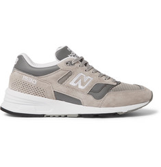 New Balance 1530 Suede, Leather and Mesh Sneakers