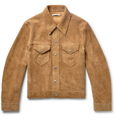 Our Legacy Suede Trucker Jacket