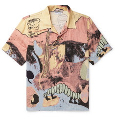 Our Legacy Printed Linen Shirt