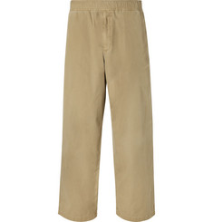 Our Legacy Cotton and Tencel-Blend Drawstring Trousers