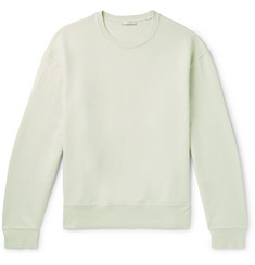 Our Legacy Loopback Cotton-Jersey Sweatshirt