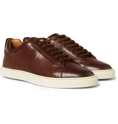 O'Keeffe Stafford Leather Sneakers