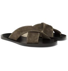 O'Keeffe - Coats Suede Sandals