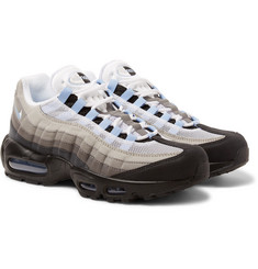 Nike - Air Max 95 Mesh and Suede Sneakers