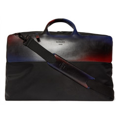 Berluti - Cube Shell and Leather Holdall