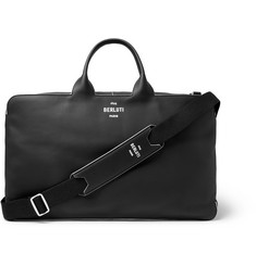 Berluti - Cube Piped Leather Holdall