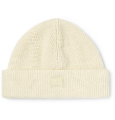b2d0297ccada26 Acne Studios - Ribbed Wool-Blend Beanie