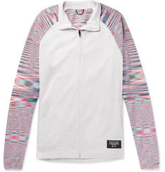 adidas Originals + Missoni Slim-Fit Panelled Primeknit Jacket