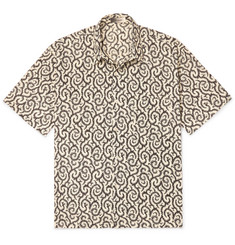 Isabel Marant Iggy Printed Cotton Shirt