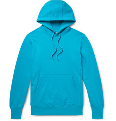 Aimé Leon Dore - Logo-Embroidered Loopback Cotton-Jersey Hoodie