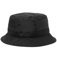 Palm Angels - Logo-Appliquéd Shell Bucket Hat 9dac9ec5c31