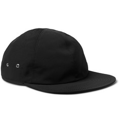 Tech-shell Baseball Cap - Black