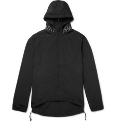 1017 ALYX 9SM Logo-Print Nylon Hooded Jacket
