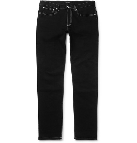 Slim Fit Denim Jeans by A.P.C.