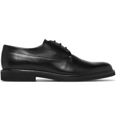 A.P.C. Gustave Polished-Leather Derby Shoes