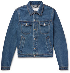 b3cb60199a2 Clothing. AMI - Slim-Fit Denim Jacket