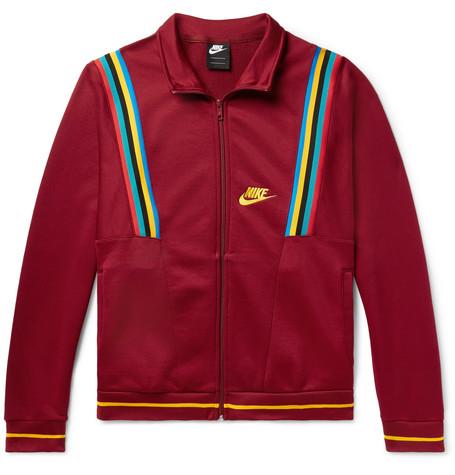 447474b3d Nike Sportswear Loopback Cotton In Burgundy | ModeSens