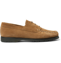 Mr P. Dennis Suede Boat Shoes