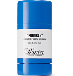 Baxter of California Citrus & Herbal-Musk Deodorant, 34ml